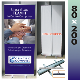 Roll-Up ECO 80x200 cm