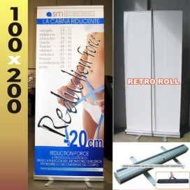 Roll-Up ECO 100x200 cm